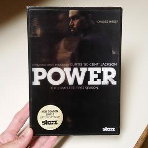 Power Season 1 DVD Set